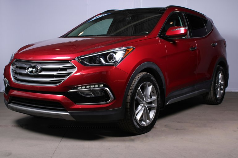 Hyundai Santa Fe Sport Limited / 2.0 TURBO / CAMERA DE RECUL / INT. CUIR 2018