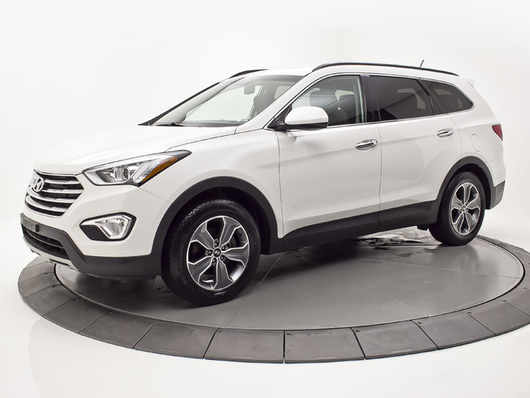 Hyundai Santa Fe XL 7 PASSAGERS 2016