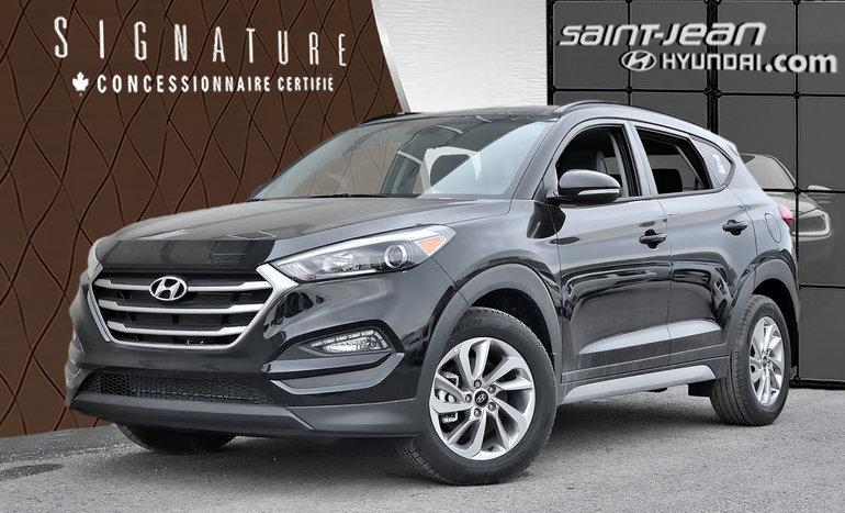 Hyundai Tucson FWD SE 2.0L * CUIR * TOIT PANORAMIQUE * TOUT ÉQUIPÉ 2018