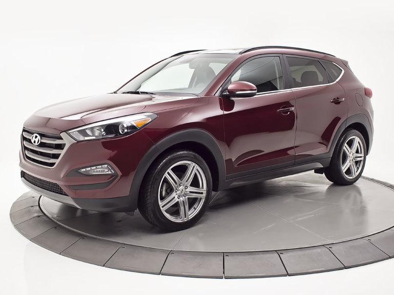 Hyundai Tucson LIMITED + AWD, TOIT PANO, MAGS + 2016