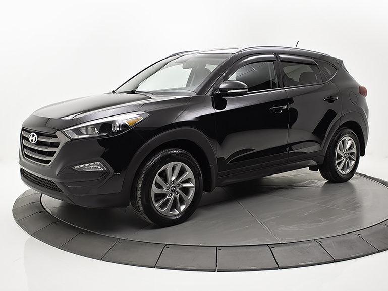 Hyundai Tucson Premium + AWD, MAGS + 2016