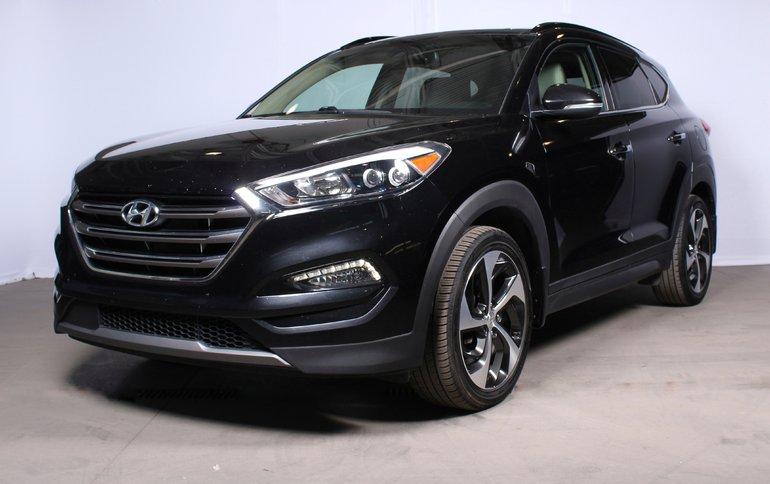 Hyundai Tucson Limited Ultimate / TOIT OUVRANT/ NAVI 2016