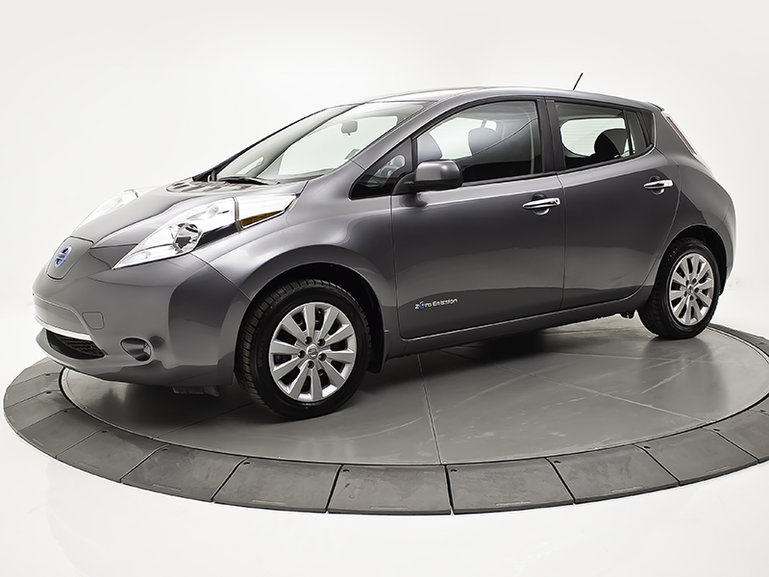 Nissan Leaf S / SIEGES ET VOLANT CHAUFFANT *** HEATED SEATS /S 2015