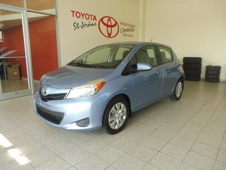 Toyota Yaris * LE * MIROIR ELECT * BLUETOOTH * 2014