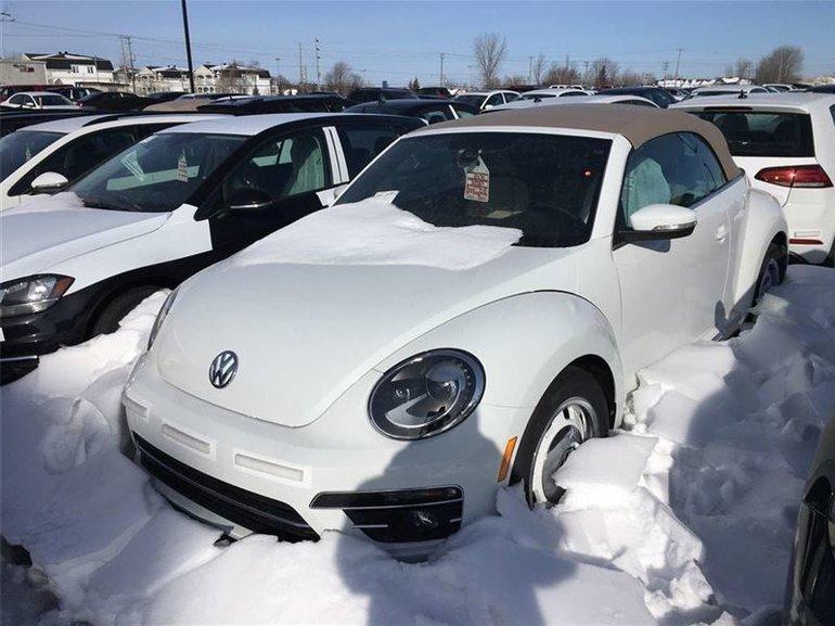 Carrefour 40 640 >> Volkswagen New Beetle 2.0 TSI Coast 2018 neuf - 32610.0$ | Carrefour 40-640 Volkswagen #180170