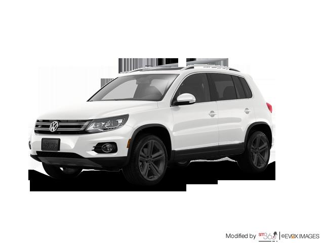 2017 Volkswagen Tiguan HIGHLINE