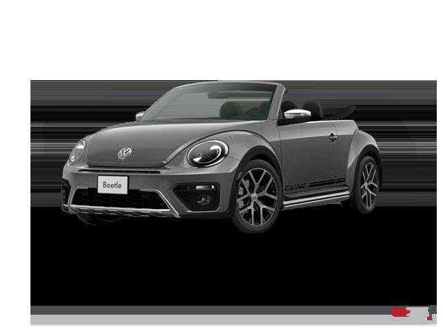 Volkswagen Beetle Convertible DUNE 2018