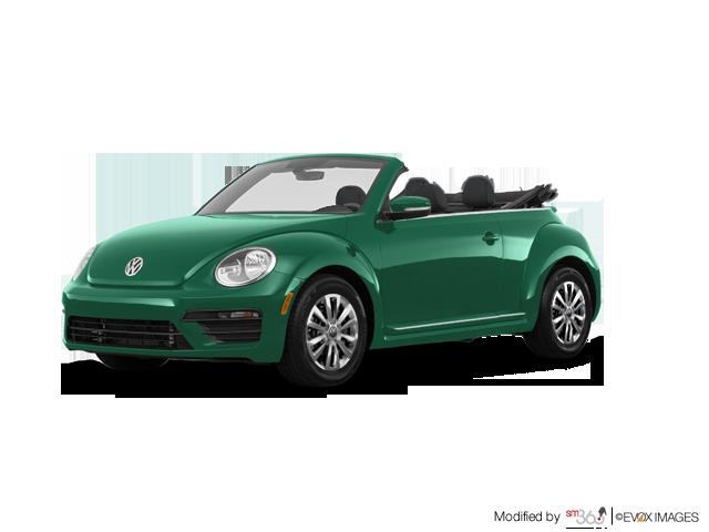 Volkswagen Beetle Convertible TRENDLINE 2018