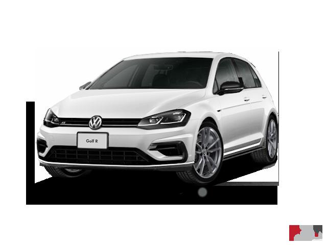 2018 Volkswagen Golf R 5-Dr 2.0T 4MOTION at DSG