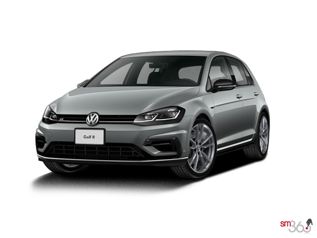 volkswagen golf r 2018 gris indium m tallis neuf 45210 0 volkswagen lauzon st eustache 18291. Black Bedroom Furniture Sets. Home Design Ideas