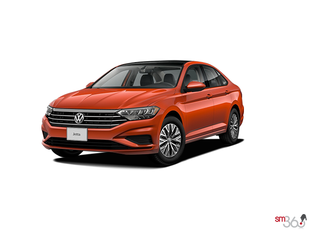 2019 Volkswagen Jetta Highline 1.4T 8sp w/Tip
