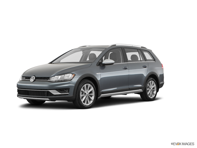 2019 Volkswagen Golf Alltrack 1.8T Highline DSG 6sp at w/Tip 4MOTION
