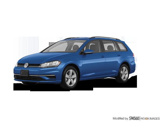 2019 Volkswagen Golf Sportwagen 1.4T Comfortline 6sp