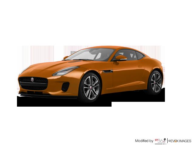 2020 Jaguar F-Type Coupe 575hp SVR AWD