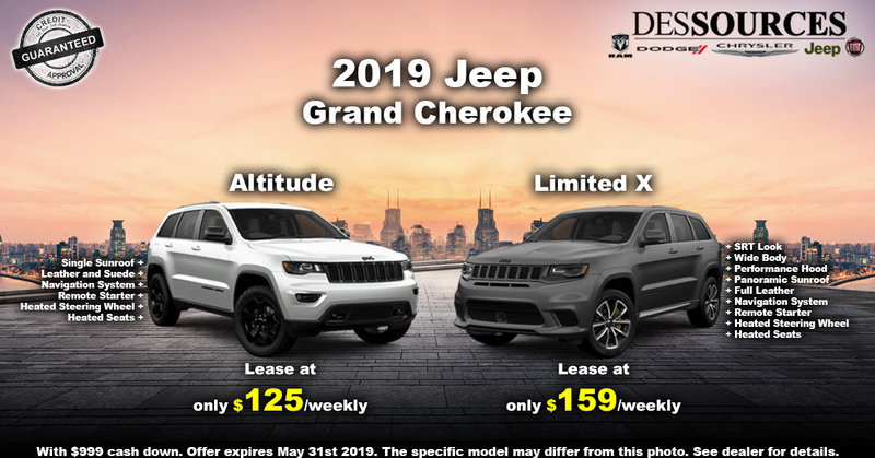 Promo Grand Cherokee