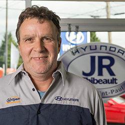 Jean Gaudreault