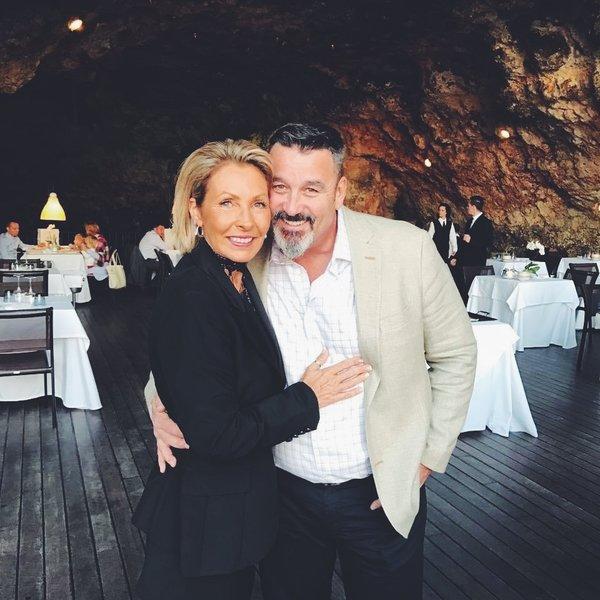 Pierre et Chantalle Lafontaine