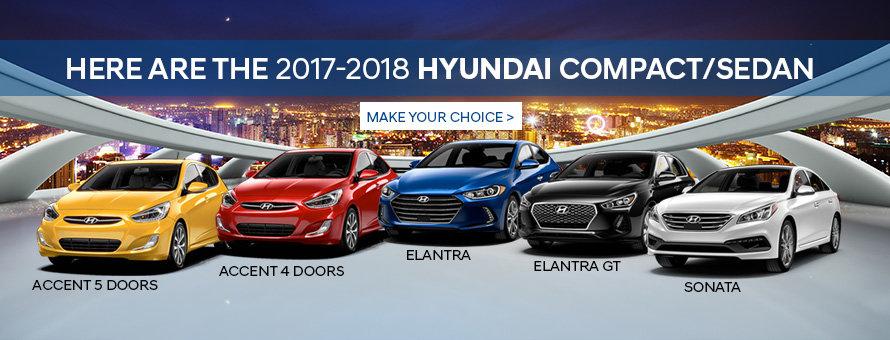 Compact Sedan 2017-2018