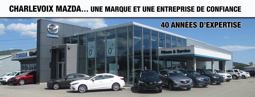 Charlevoix Mazda