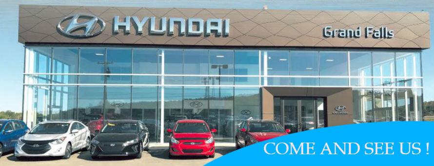 Grand Falls Hyundai | Hyundai dealership in Grand Falls