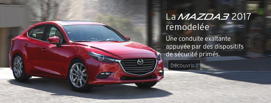 Mazda3 2017 M