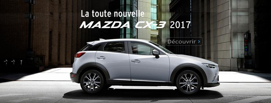 Mazda CX-3 2017 M