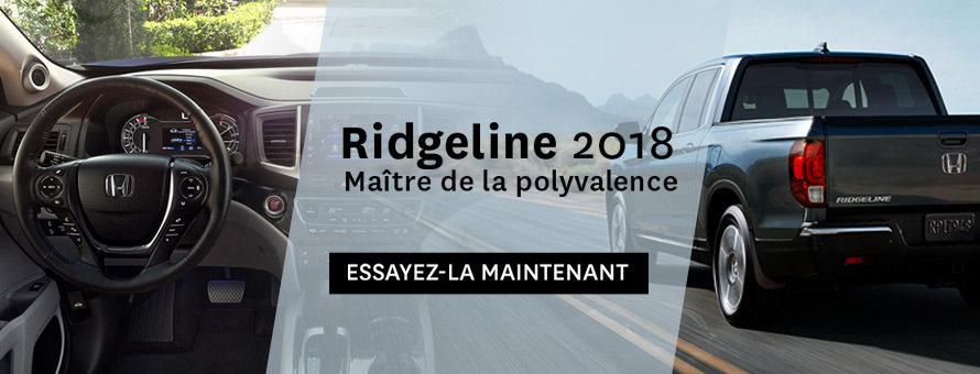 Ridgeline 2018 m