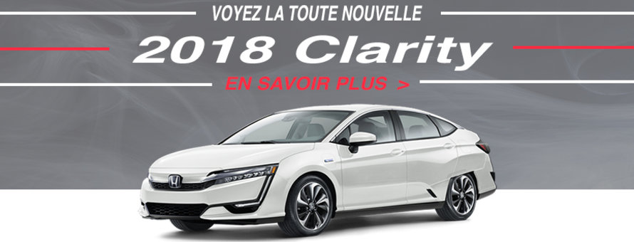 Clarity 2018 m