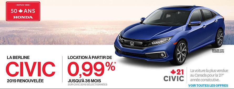 50 ans Honda