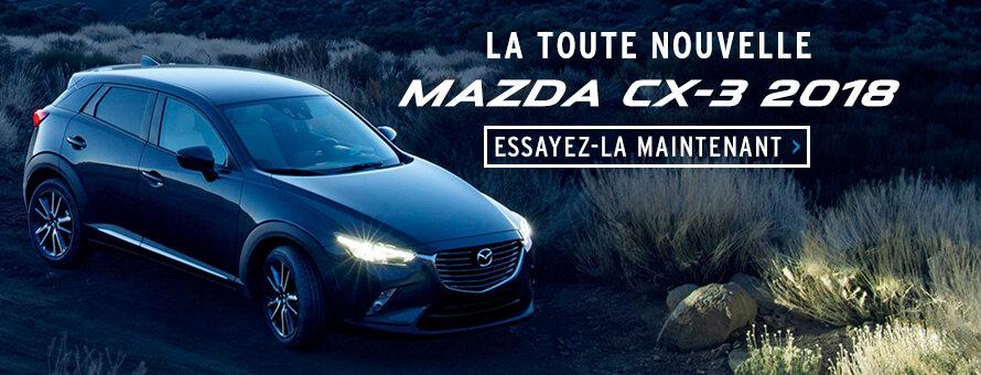 Mazda CX-3 2018 M