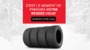 Prendre rendez-vous pour la permutation de vos pneus