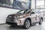 2017 Toyota Highlander Limited,Navigation,Cuir, JBL, Camera,