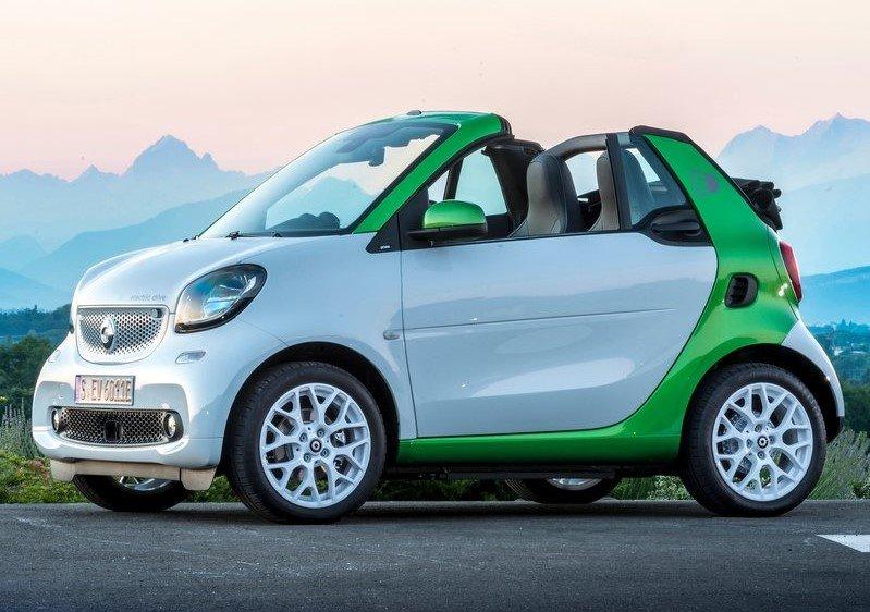 smart fortwo cabrio 2018 : absorber l'été.