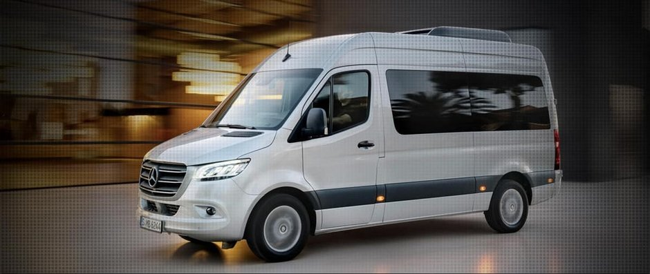 The 2018 Mercedes-Benz Sprinter: the gold standard of the transportation industry.