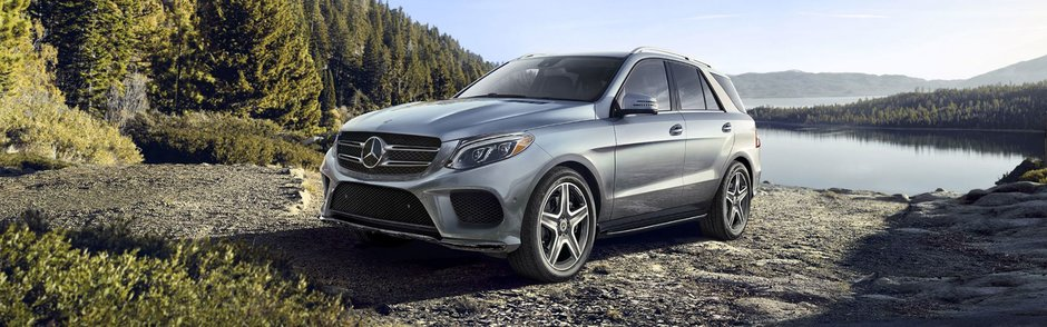 2018 Mercedes-Benz GLE: Not lacking anything.