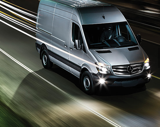 Come try a used Sprinter at Mercedes-Benz Rive-Sud.