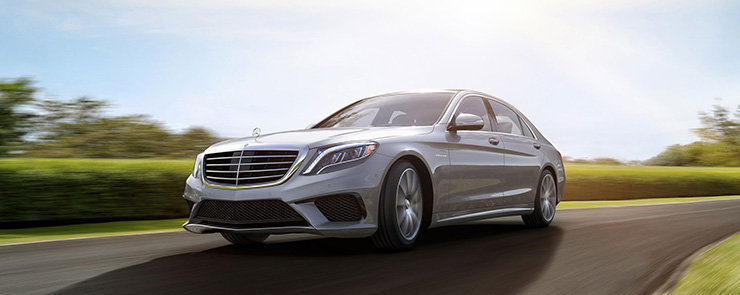 The Mercedes-Benz S-Class 2016: luxury at its best.