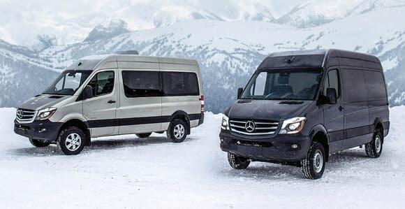 Types Of Vans >> Mercedes Benz West Island The Three Types Of Mercedes Benz Vans