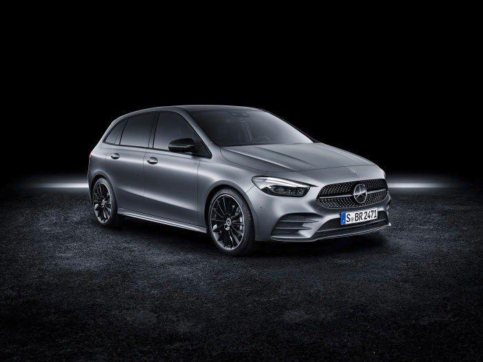 Mercedes-Benz B-250 2019