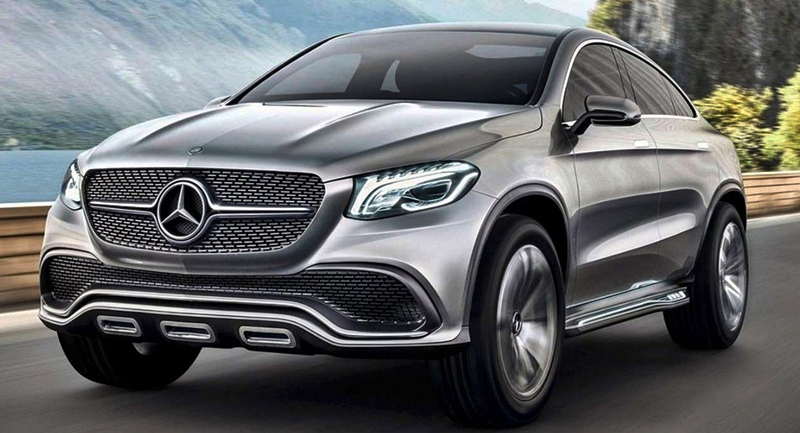 2019 Mercedes-Benz GLE.