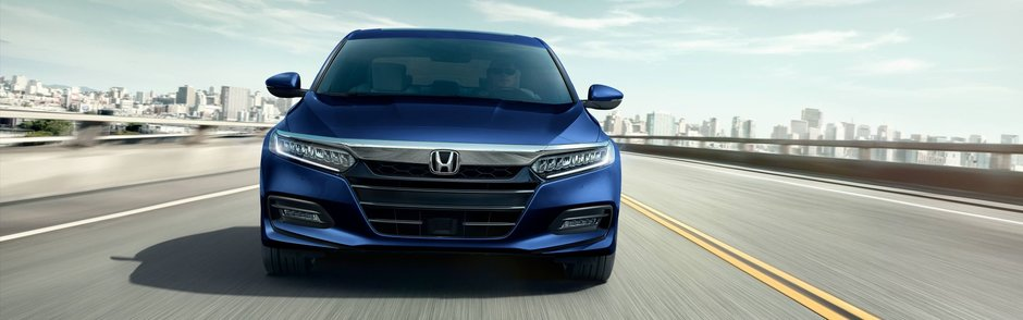 La Honda Accord 2019 dévoile son nouveau style