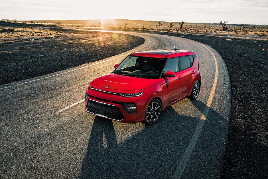Trois d'acheter un Kia Soul 2020 au lieu d'un Ford EcoSport 2019