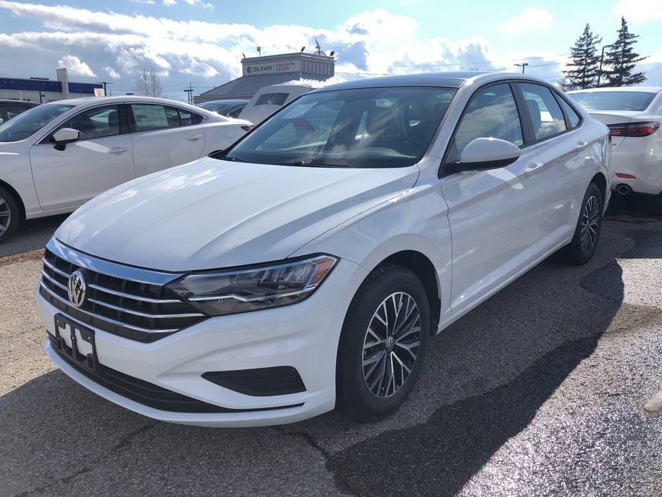 401 Dixie Volkswagen In Mississauga 2020 Volkswagen Jetta Highline 8636