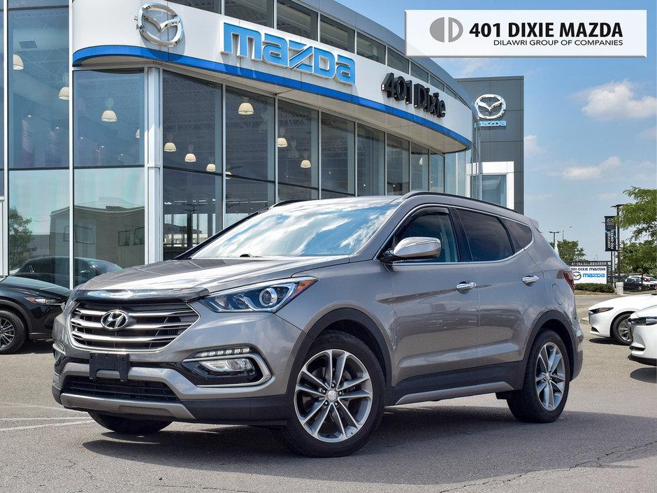 401 Dixie Mazda 2017 Hyundai Santa Fe Sport Xl Limited 28691a