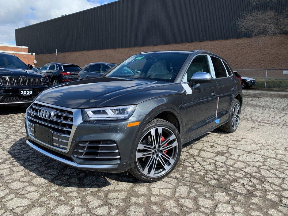 Audi Queensway   2020 Audi SQ5   #88651