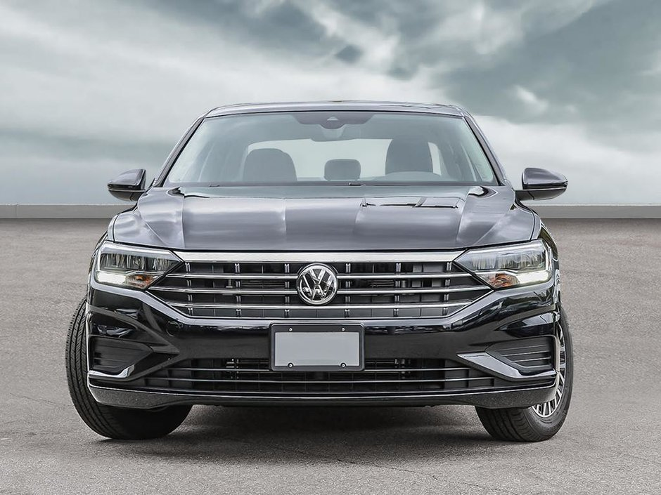 Barrie Volkswagen | 2020 Volkswagen Jetta Highline 1.4T ...