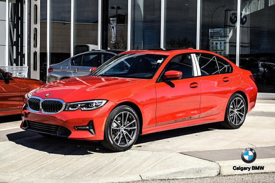 Calgary BMW | 2020 BMW 3 Series 330i xDrive | #N24081CC