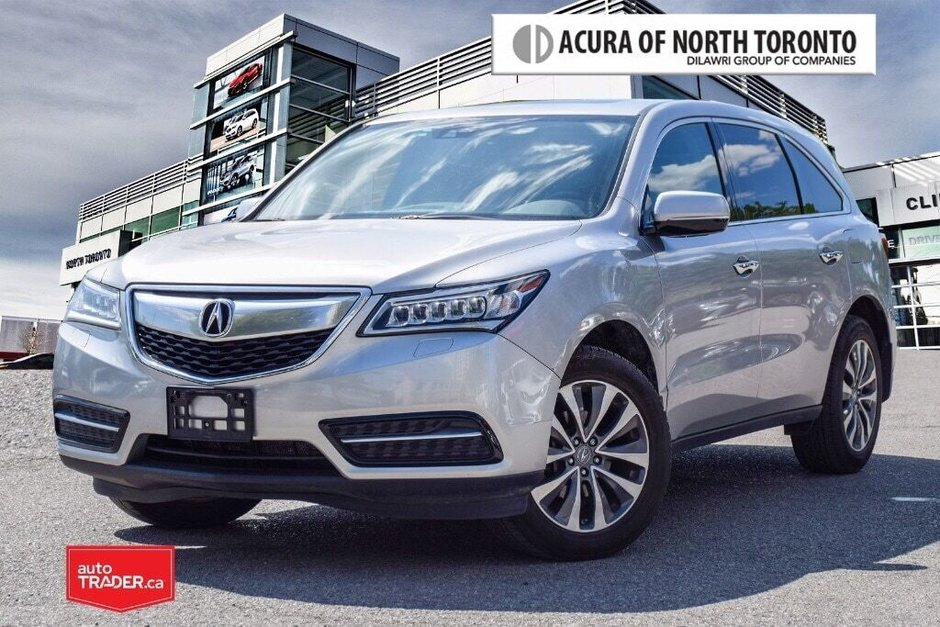 2014 Acura MDX Navigation at in Thornhill, Ontario - w940px