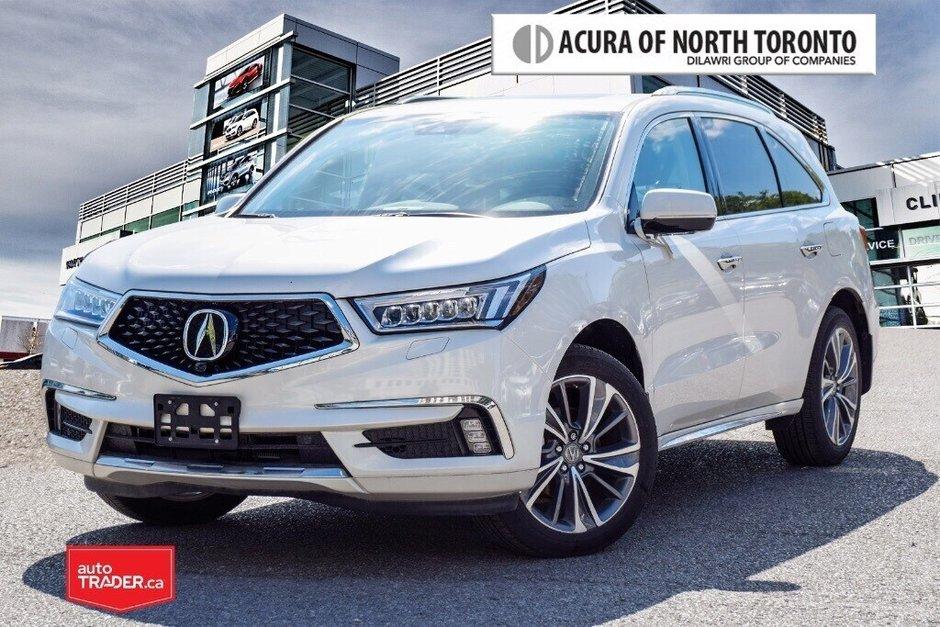 2018 Acura MDX Elite in Thornhill, Ontario - w940px