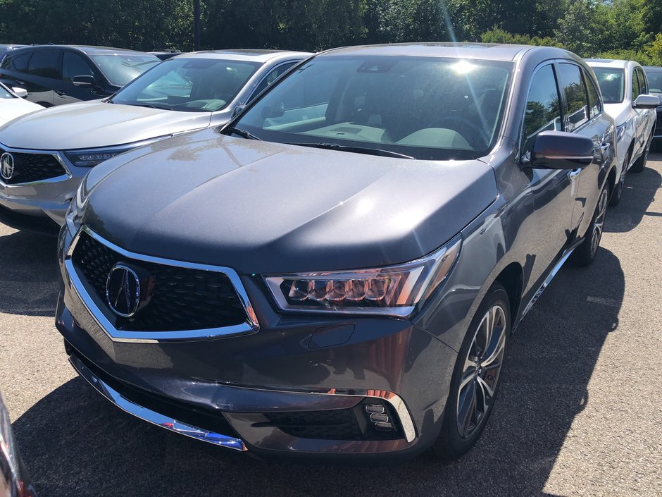 2020 Acura MDX Tech Plus in Markham, Ontario - w940px